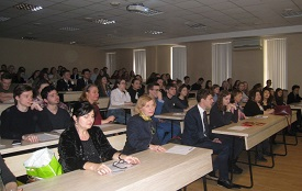 Конференция студентов «Economics. Business. Youth»