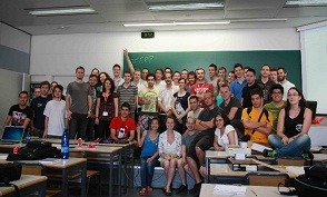 European Students Meeting - ESM'2012