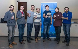 Студенты СПбГУТ на «Internet of Things Meet-up»